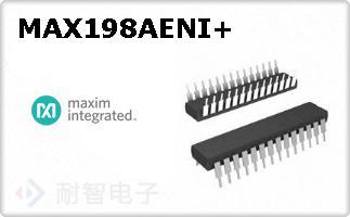 MAX198AENI+