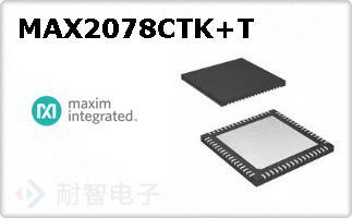 MAX2078CTK+T