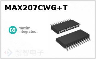 MAX207CWG+T