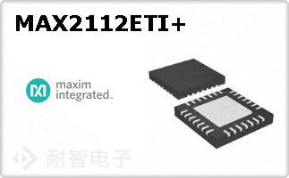 MAX2112ETI+