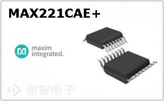MAX221CAE+