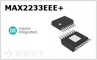 MAX2233EEE+