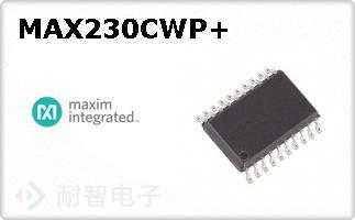 MAX230CWP+