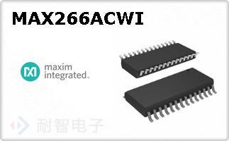 MAX266ACWI