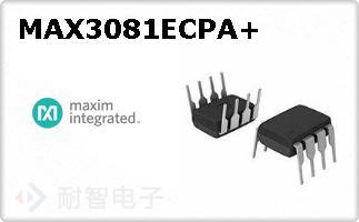 MAX3081ECPA+