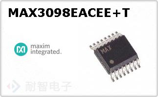MAX3098EACEE+T