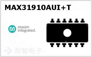 MAX31910AUI+T