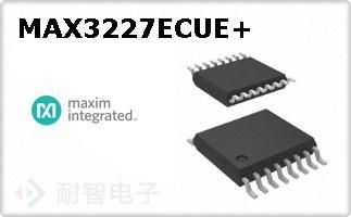 MAX3227ECUE+