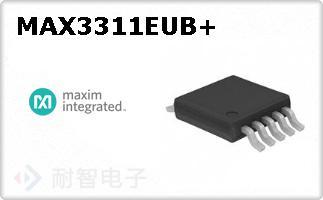 MAX3311EUB+
