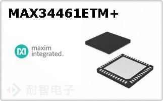 MAX34461ETM+