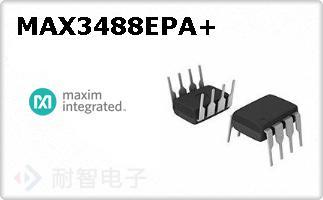MAX3488EPA+