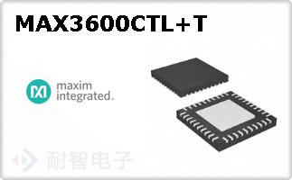 MAX3600CTL+T