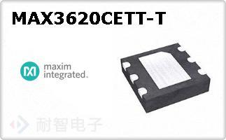 MAX3620CETT-T