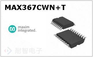 MAX367CWN+T的图片
