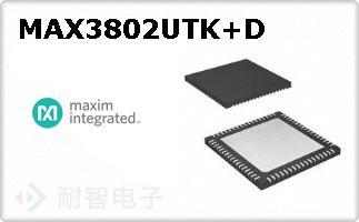 MAX3802UTK+D
