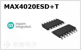 MAX4020ESD+T