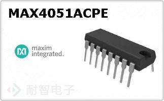 MAX4051ACPE