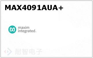 MAX4091AUA+