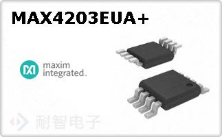 MAX4203EUA+