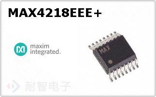 MAX4218EEE+的图片