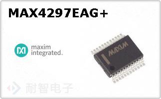 MAX4297EAG+的图片