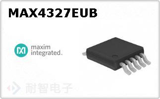 MAX4327EUB