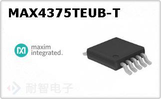 MAX4375TEUB-T