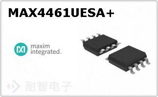 MAX4461UESA+的图片