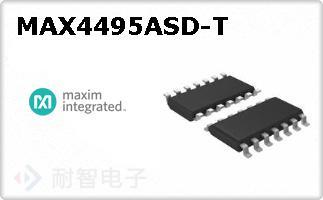 MAX4495ASD-T