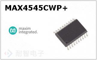 MAX4545CWP+