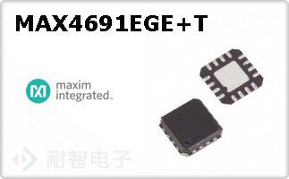 MAX4691EGE+T