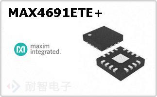 MAX4691ETE+