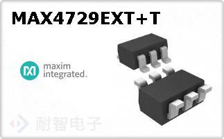 MAX4729EXT+T