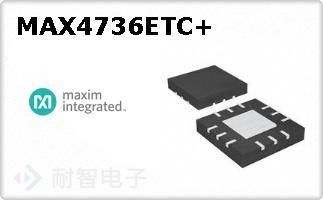 MAX4736ETC+