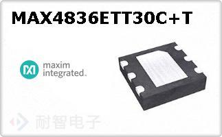 MAX4836ETT30C+T
