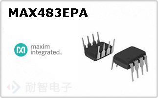 MAX483EPA
