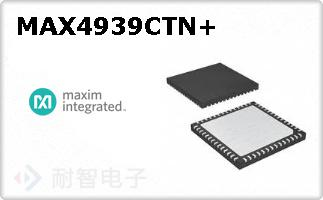 MAX4939CTN+