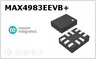 MAX4983EEVB+