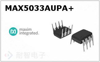 MAX5033AUPA+