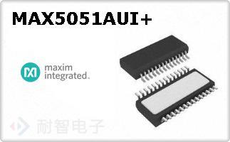 MAX5051AUI+