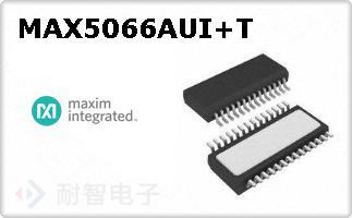 MAX5066AUI+T