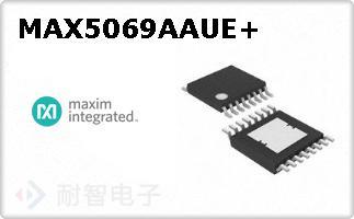MAX5069AAUE+