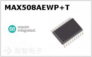 MAX508AEWP+T