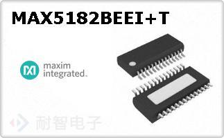 MAX5182BEEI+T