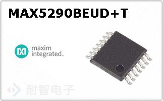 MAX5290BEUD+T