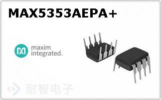 MAX5353AEPA+