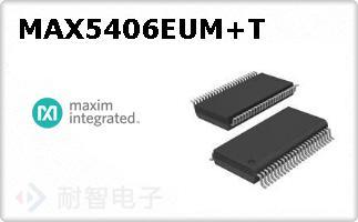 MAX5406EUM+T