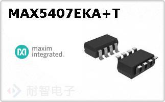 MAX5407EKA+T