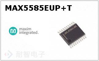 MAX5585EUP+T