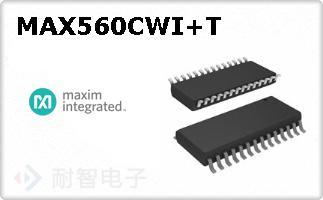 MAX560CWI+T